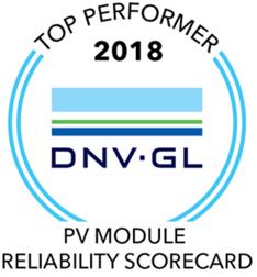 PV Module reliability scorecard